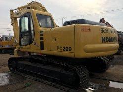 Le Japon original utilisé excavatrices Hydralic Komatsuu Komatsu200-6 PC, utilisé Komatsu PC210, PC300, utilisé excavatrice chenillée Digger KOMATSU EXCAVATEUR
