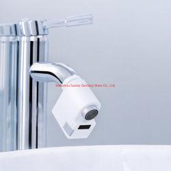 Fabricante de infravermelhos de Fibra Óptica montado na parede torneira automática com sensor da torneira