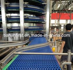 La nourriture des fruits de mer poissons surgelés IQF /spirale de la machine une congélation rapide Machine