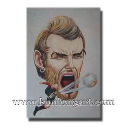 現代Wall Art Paintings Pictures CartoonsおよびComics (KLCMC-0007)