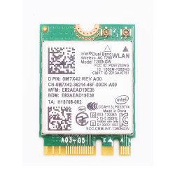 La tecnología inalámbrica Intel AC7260 Tarjeta Ngw