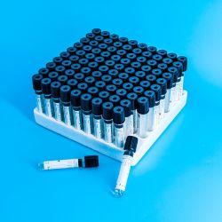 معقم 10 مل من البلاستيك المكنسة الكهربائية Heparin Plain 5مل فحص تجميع الدم أنابيب مزودة بممثل نشاط الاستنساخ