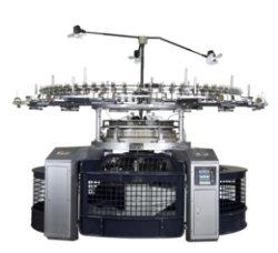 De open Fabriek van de Breiende Machine 20years van Jersey van de Breedte Enige Cirkel