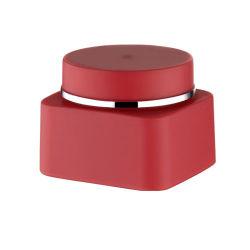 30g de prato de creme de plástico quadrado de 50g Jarato de acabamento mate