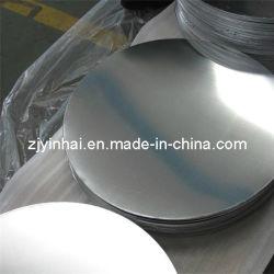 Алюминиевый лист круга для посуда для приготовления пищи (1xxx 1060-1200 3xxx 3003)
