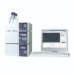 Градиент высокопроизводительные жидкость газовая хроматография/лабораторного анализа документа/ LC-W100A
