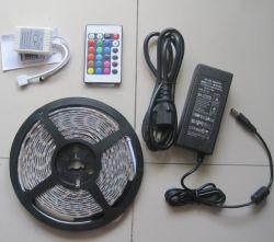 RGB 5050 Stirp lumière LED souples, de la corde, Décoration, Éclairage intérieur