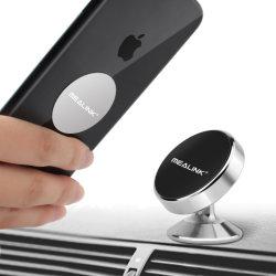 Suporte de telemóvel magnético (360° rotação livre)
