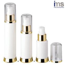 De Kosmetische Plastic Fles zonder lucht van de Pomp voor de Persoonlijke Lotion van de Zorg van de Huid