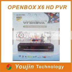 Openbox X6 HD PVR Cardsharing Cccam récepteur WiFi Livraison gratuite