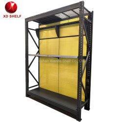 Hardware Store Supplies Storage Rack System geïntegreerde rekbehuizing