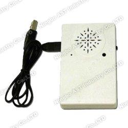 Датчик освещенности диктофон с портом USB, поле заметок