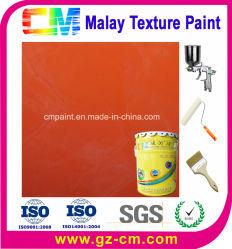 Малайские краски- Погодостойкий бетонную стену с покрытием