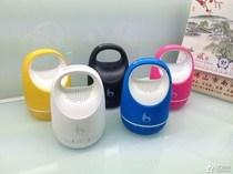 Mini haut-parleur Bluetooth sans fil portable Forme du fourreau
