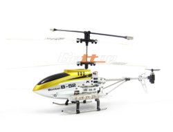 Vlieg de Helikopter W/Gyro van ondersteboven 3 Kanaal & Lichte Bar