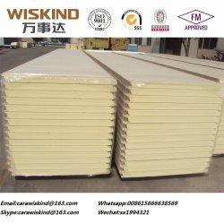 """Файлы в формате EPS/PU/PIR/PUR/рок шерсть Сэндвич панели для стальных структуры оболочка стене или на """"чистом"""" производстве или холодного хранения панелей с ISO"""
