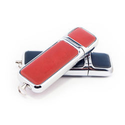 Puces de grade d'un lecteur Flash USB EN CUIR STICK USB pendrive