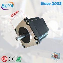 NEMA 23 2,3 Nm Bucle cerrado el paso Motor paso a paso con el controlador promoción y la caja de engranajes