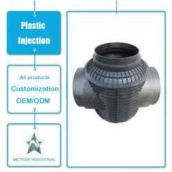 Специализированные промышленные частей пластиковых колено тройника фитинг пластиковый ЭБУ системы впрыска пресс-формы