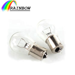 Critère strict de pièces automobiles H4 de la baie de verre de quartz15D T10 série H halogène 12 V-24V phare de voiture/Globe/ampoules / Lumière / Auto Global/Ampoule de LED/lampe
