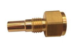 Latão niquelado com Parafusos de Cabeça Hexagonal (CNC DR110)