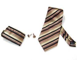 新しいデザインOEMの絹によって編まれるタイ