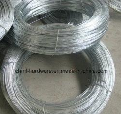 Filo di ferro metallico zincato a caldo Bwg8 n.-22 fabbricato in Cina