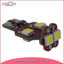 W5w 6*5050SMD T10 Canbus светодиодный индикатор автомобиля