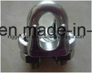 La clip JIS della fune metallica digita dentro SS316 SS304 per la fune metallica della riparazione del collegare Accessiories