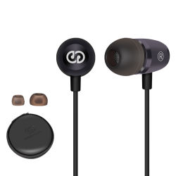 Esempio gratuito di telefono cellulare 3,5 mm Stereo in orecchio vivavoce Sport Monitor per giochi, auricolari all'ingrosso cablati cuffie auricolari auricolari auricolari auricolari auricolari auricolari auricolari