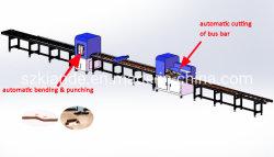 Автоматическая медной обрабатывающего станка с режущей изгиба перфорирование функций