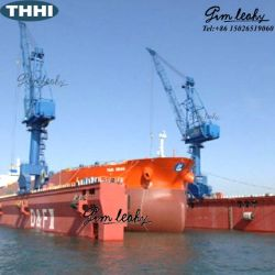 Kraan van het Droogdok van de scheepswerf de Drijvende
