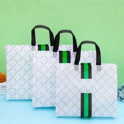 Il sacchetto non tessuto completamente automatico che fa la macchina fatta trasporta il sacchetto piccolo sacchetto non tessuto del tessuto
