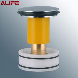 أسعار جيدة حوض الغسيل حوض تصريف النفايات المياه الصحة Ware مع طلاء من الكروم