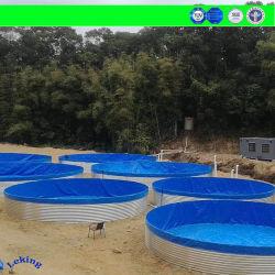 China Fabricante de Água do Tanque de almofadas recolhível bexigas para o armazenamento do combustível no viveiro de peixes/Emissões/Agricultura/irrigação/Aquarium, PVC/TPU/Tarpulin/Galpão