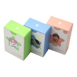 아이, 아이를 위한 교육 카드를 위한 아이들 다채로운 인쇄된 서류상 주문 플래시 카드