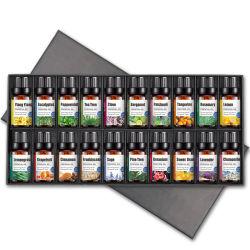 La parte superior20/10Kanho ml de aceite esencial Set de Regalo de etiqueta privada de los pequeños MOQ