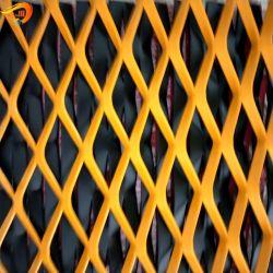 월 클래딩용 맞춤형 크기 메탈릭 페인트 알루미늄 확장 메쉬