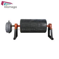 Förderanlagen-fahrende Trommel-Umkehrrolle mit Gummibeschichtung