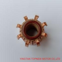 Commutatore motore a gancio a 8 segmentazioni 16.2*6/8*13,5 mm
