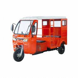 De elektrische Riksja van 3 Wiel voor Taxi van de Driewielers van de Passagier de Elektrische met Goede Prijs