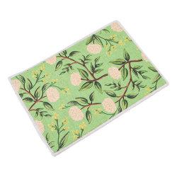 Le linge de maison de style moderne et simple en tissu de coton Salon Tapis de plancher et le tapis