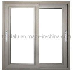 Estilo espanhol venda quente a classificação de alta energia horizontal do vidro laminado com janela de correr de Hardware Alemão