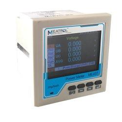 Bobine Rogowski Multimètre numérique Correction du facteur de puissance Pince multimètre de courant