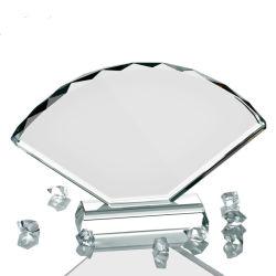 Don popular por sublimación de la rejilla del ventilador de cristal forma