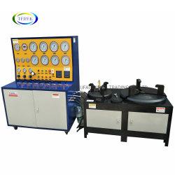 Pneumatisches Luft-und Flüssigkeit-Förderpumpe-Sicherheits-Sicherheitsventil-Prüftisch-Maschinen-Gerät für Ventil-Hersteller