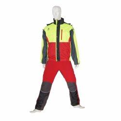 La Chine à bas prix de gros de vêtements de travail des travailleurs tronçonneuse Pantalon Pantalon Vêtements de protection de la preuve de coupe