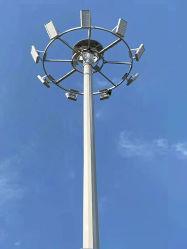 20 m 25 m 30 m Outdoor Studium Airport Sea Port Warehouse LED Hoge mast lichtpaal