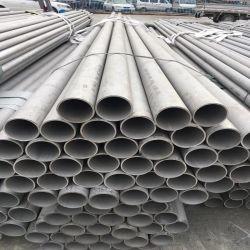Tôles laminées à froid en acier galvanisé à chaud de carbone de la soudure du tube en acier inoxydable ronde tuyau en acier inoxydable sans soudure (309,309201,202,304,304L,S,L,321,347,409,410,416 310,316,316