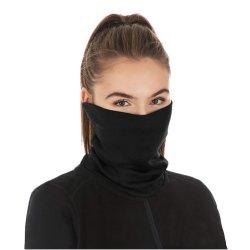 Soufflet de cou plus chaude en polaire doux visage masque pour temps froid hiver Sports de plein air masque Foulard au cou du soufflet de protection solaire au bandana respirant